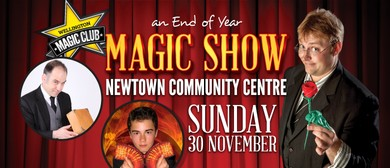 Wellington Magic Club - End of Year Magic Show 2014