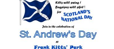Saint Andrews Day