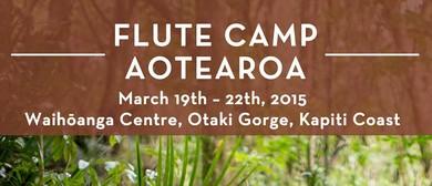 Flute Camp Aotearoa