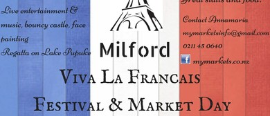 Milford Viva La Francais Festival and Market Day