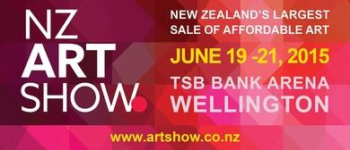 NZ Art Show 2015