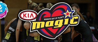 Kia Magic v NSW Swifts - ANZ Championship