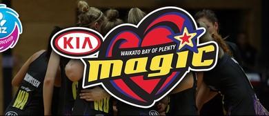 Kia Magic v Mainland Tactix - ANZ Championship