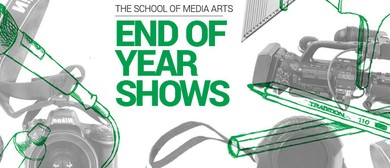 2014 Media Arts End Of Year Shows