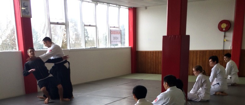 Aikido - Self Defence