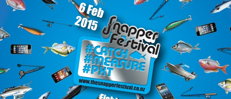 The Snapper Festival - Fishing Comp