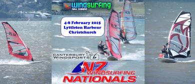 Slalom Windsurfing Nationals