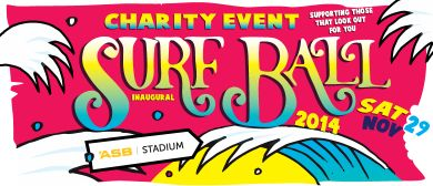 Charity Surf Ball: CANCELLED
