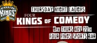 Thursday Night Laughs - Kings of Comedy