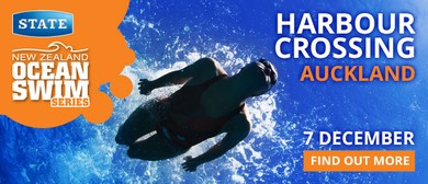 State New Zealand Ocean Swim Series - Harbour Crossing