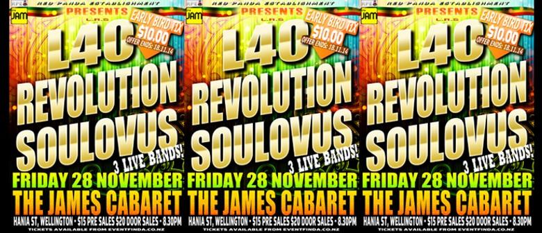 L.R.S - L40 / Revolution / Soulovus