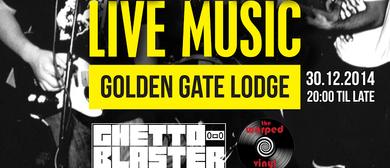 Ghetto Blaster & The Warped Vinyl