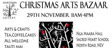 Northern Artery Christmas Arts Bazaar