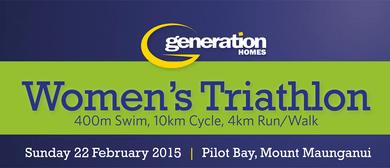 Generation Homes Women's Triathlon