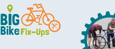 Greater Wellington Big Bike Fix-Up