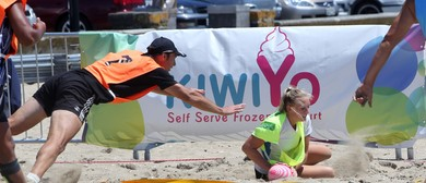 Turbo Touch Beach Series - Oriental Parade