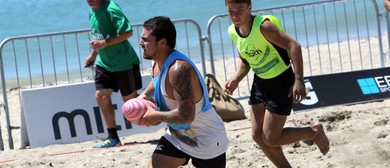 Turbo Touch Beach Series - Mt Maunganui