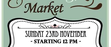 Arts, Crafts & Vintage Market