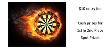 Darts Tournament & Pizza Night