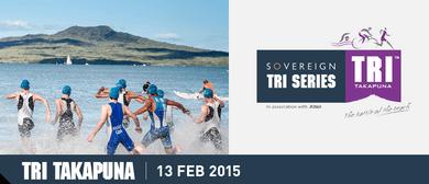 Sovereign Tri Series Takapuna