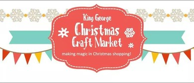 King George Christmas Craft Market