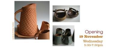 Earthen: Painter Megan Ribotton & Ceramicist Andrew Carran