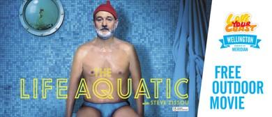 Outdoor Movie: The Life Aquatic