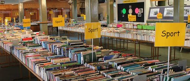 Fairfield Rotary Book Fair