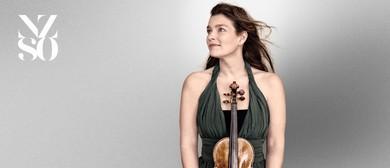 NZSO presents: Janine Jansen plays Tchaikovsky