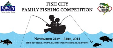 Fish City Family Fishing Competition