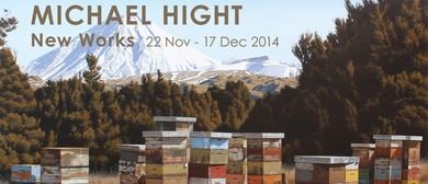 Michael Hight: New Works (2014)