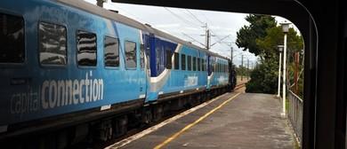 Feilding Christmas Parade Train – Feilding to Halcombe