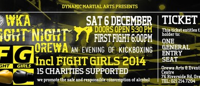 WKA Fight Night