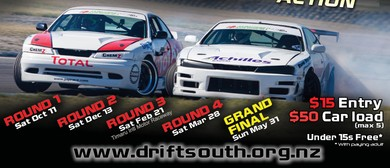 Drift South Round 2