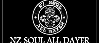NZ Soul All Dayer Mt Maunganui