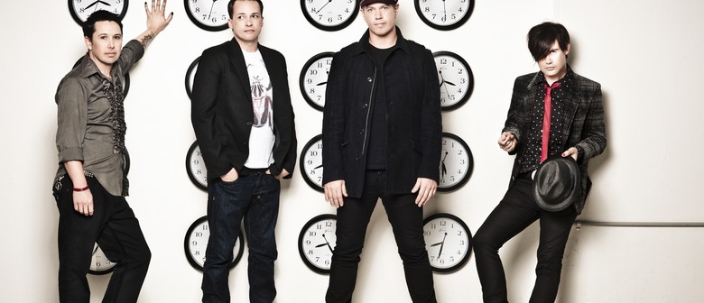 Grinspoon & Guests Mammal and The Earlybirds: CANCELLED