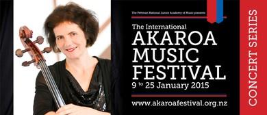 Akaroa Music Festival - Cinderella & Lies