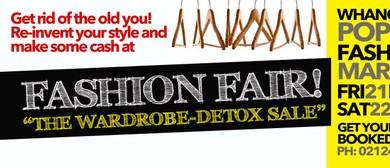 The Wardrobe Detox Fashion Market
