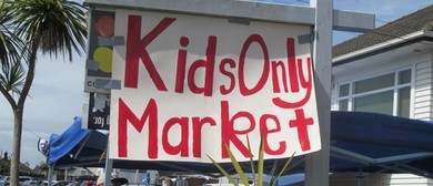 The Pt Chev Xmas Kids Only Market