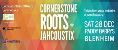 Cornerstone Roots + Jahcoustix