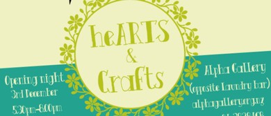 HeARTS and Crafts - Alpha Art Studio Open Day