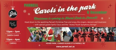 Parnell Carols in the Park