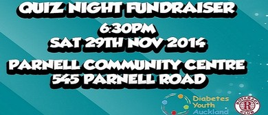 Quiz Night to Support Diabetes Youth Auckland