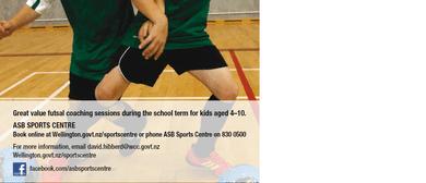 Fun Futsal Programme 4 - 6 years First Kicks programme