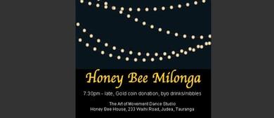 Honey Bee Milonga (Social Tango Dance)