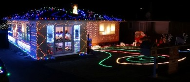 Christmas Lights House