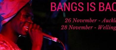 Ur Boi Bangs (Aus) w/ MC Slydz