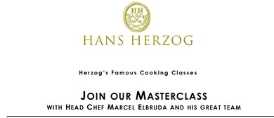 Cooking Master Class