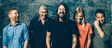 Foo Fighters Sonic Highways Tour