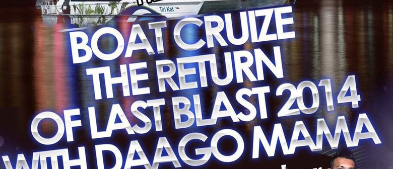 The Last Blast - Pre-New Years Eve Boat Party
